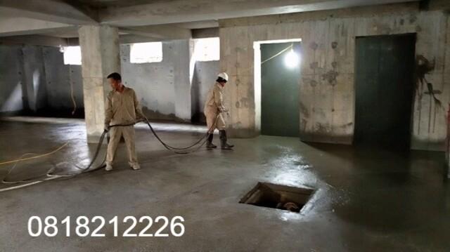 Biện pháp thi công chống thấm tầng hầm
